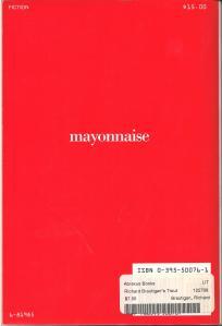 mayonnaise 002