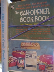 Mom's first cookbooks, passed on to me