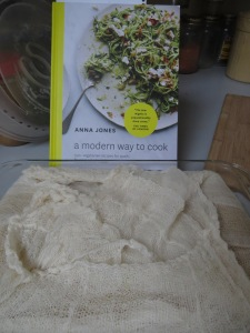 Can cheesecloth used for making Chickpea Tofu be reused? Anybody?